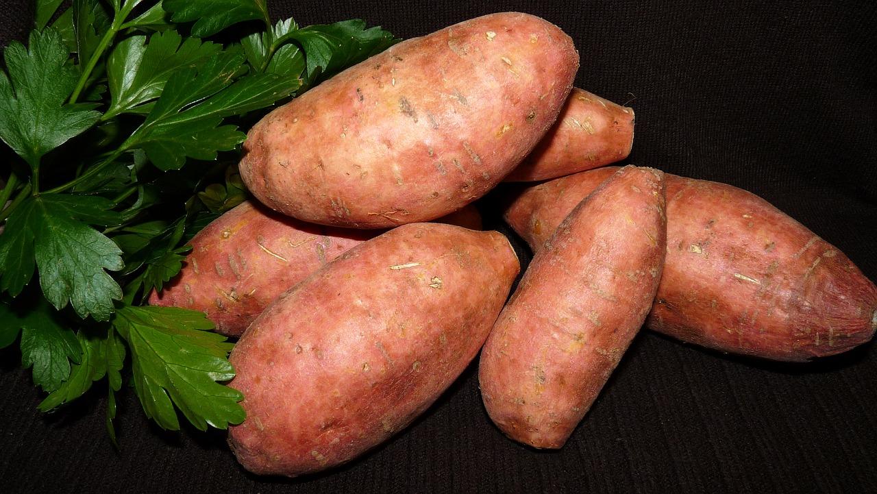 Thai Sweet Potato Chowder