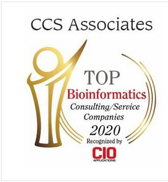 CCSA Makes CIO Applications' 2020 Top 10 Bioinformatics Consulting Companies List